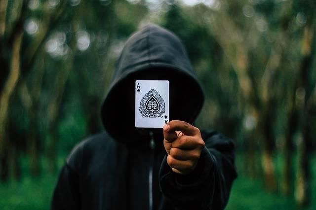 Ace Cards Hooded - Free photo on Pixabay (460971)