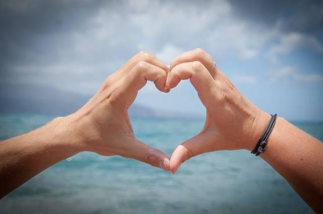 Heart Love Hands Valentine'S - Free photo on Pixabay (461206)