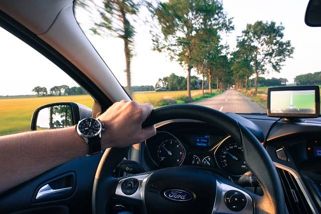 Driving Car Navigation - Free photo on Pixabay (461214)