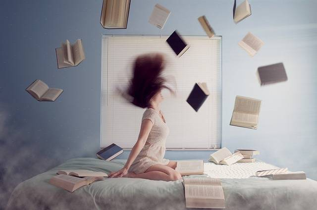 Woman Studying Learning - Free photo on Pixabay (461228)