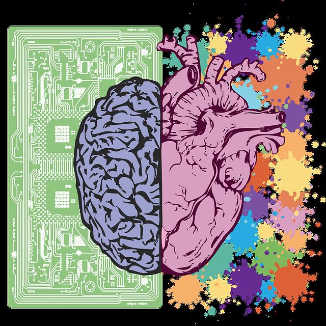 Brain Heart Balance - Free image on Pixabay (461244)
