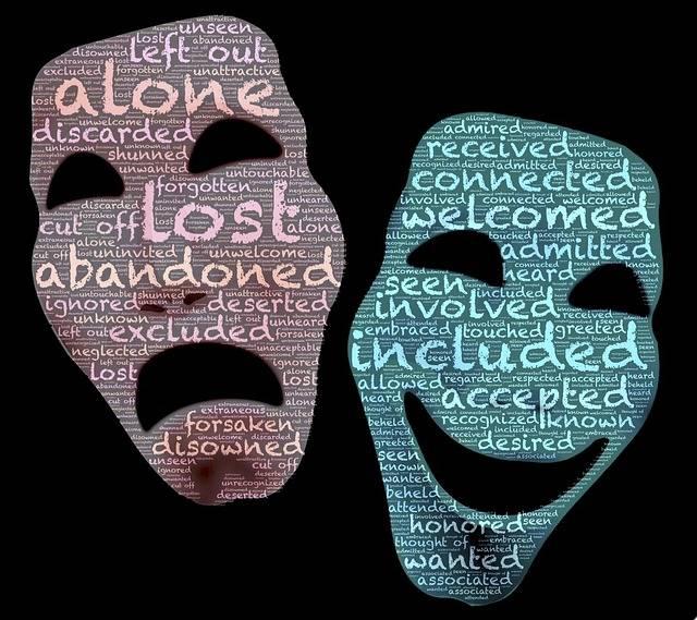 Masks Persona Duality - Free image on Pixabay (461258)