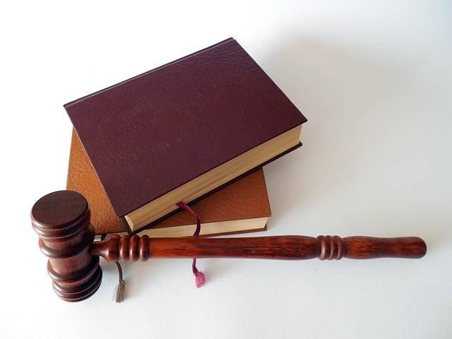 Hammer Books Law - Free photo on Pixabay (461278)