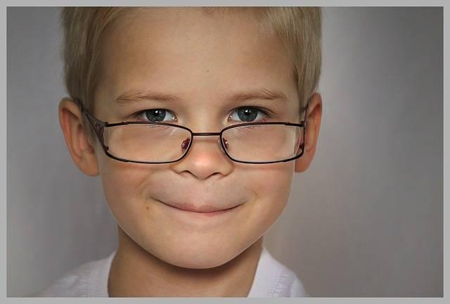 Smart Child Clever - Free photo on Pixabay (462051)