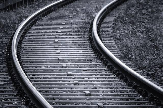 Rails Railroad Tracks Track - Free photo on Pixabay (462585)