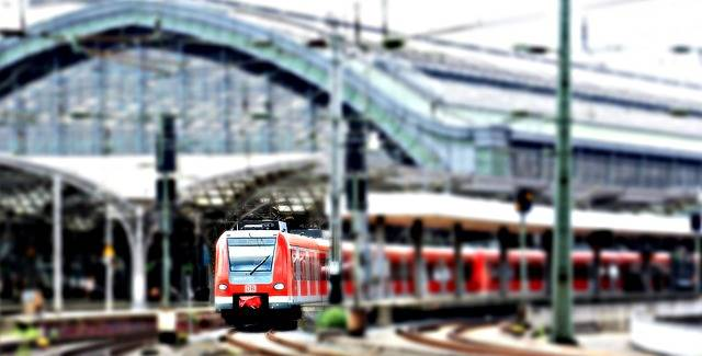 Cologne Central Station Railway - Free photo on Pixabay (462590)