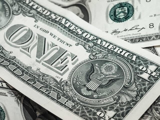 Bank Note Dollar Usd - Free photo on Pixabay (462643)