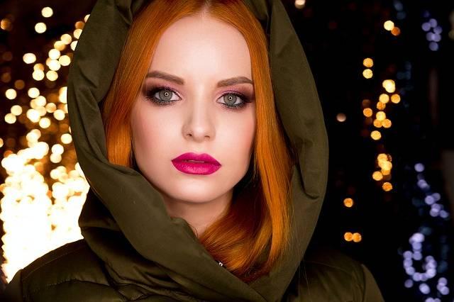 Woman Portrait Fashion - Free photo on Pixabay (462652)