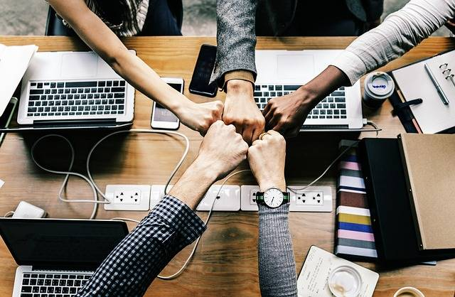 Team Building Success - Free photo on Pixabay (463076)