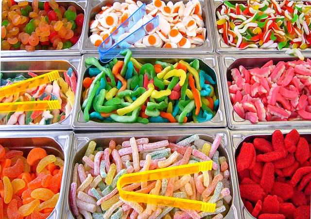 Pick And Mix Children'S Sweets - Free photo on Pixabay (464139)