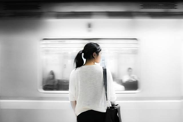 Train Station Cummuter Subway - Free photo on Pixabay (464435)