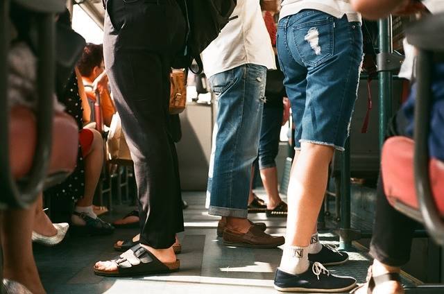 Passengers Tain Tram - Free photo on Pixabay (464445)