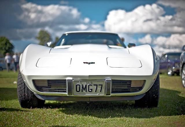 Corvette Racing Car Roadster - Free photo on Pixabay (464913)