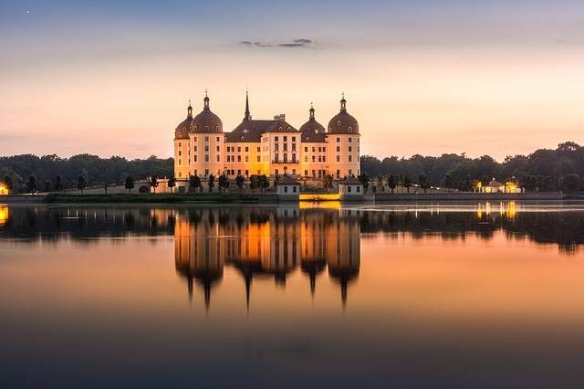 Castle Moritz Saxony - Free photo on Pixabay (465047)