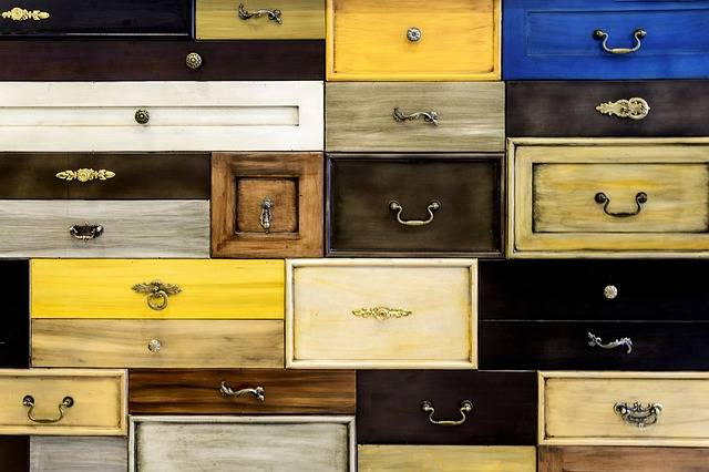 Drawers Architecture Interior - Free photo on Pixabay (465080)