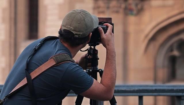 Photographer Human Camera - Free photo on Pixabay (465331)