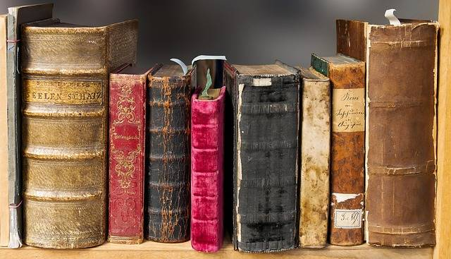 Book Read Old - Free photo on Pixabay (467401)