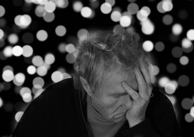 Alzheimer'S Man Portrait - Free photo on Pixabay (467475)