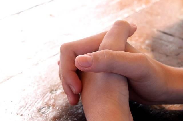 Praying Prayer Hands - Free photo on Pixabay (467629)