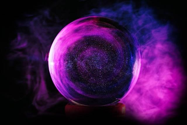 Crystal Ball Glass - Free image on Pixabay (467683)