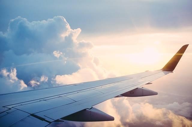 Plane Trip Journey - Free photo on Pixabay (468793)