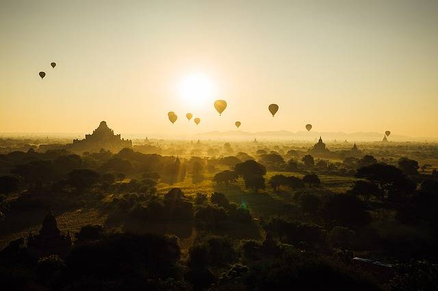 Bagan Myanmar Burma - Free photo on Pixabay (469231)