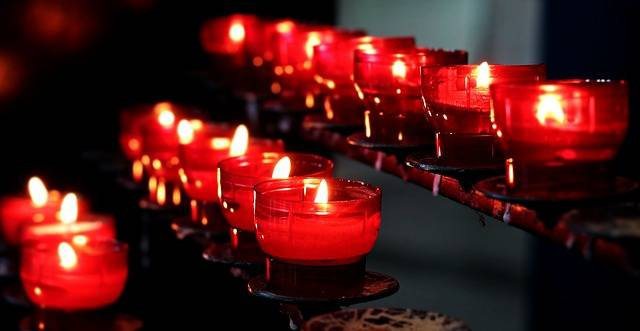 Candles Church Light - Free photo on Pixabay (469234)