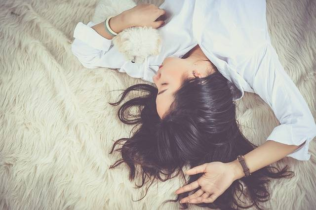 Girl Sleep Female - Free photo on Pixabay (469654)