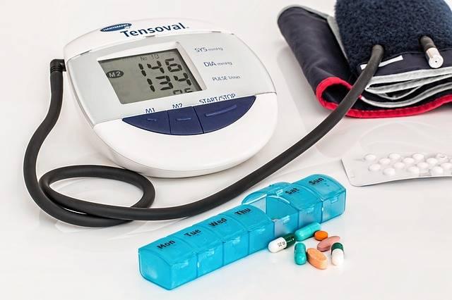 Hypertension High Blood Pressure - Free photo on Pixabay (469754)
