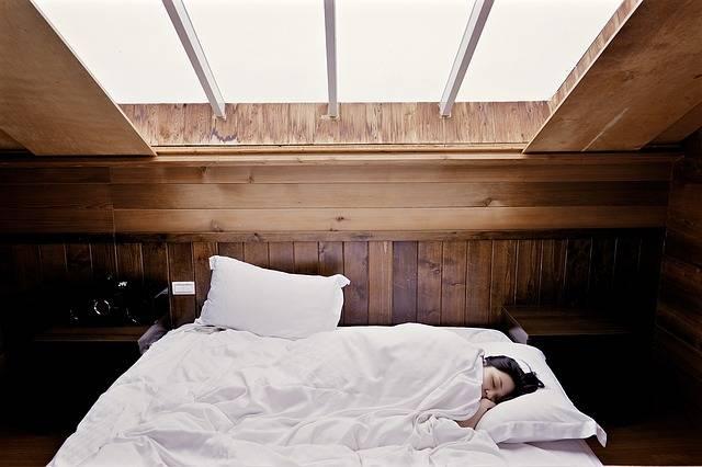 Sleep Bed Woman - Free photo on Pixabay (469763)