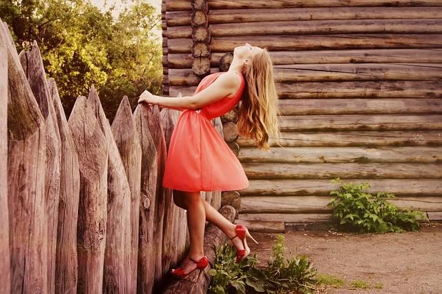 Dress Girl Beautiful - Free photo on Pixabay (470310)