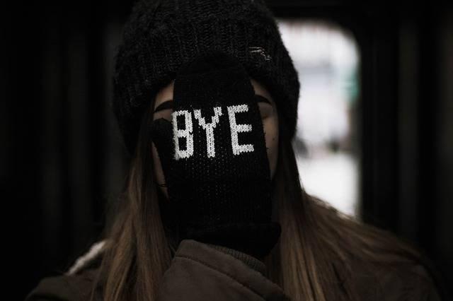 People Woman Bye - Free photo on Pixabay (470350)