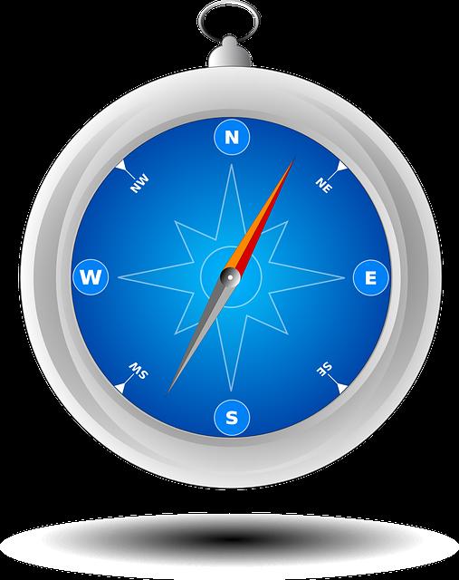 Compass Safari Navigation - Free vector graphic on Pixabay (470548)