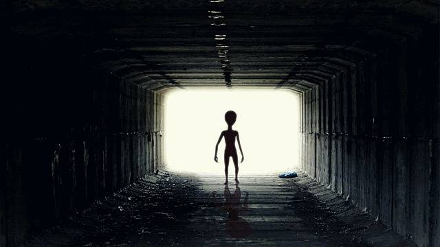 Ufo Alien Guy - Free photo on Pixabay (470552)