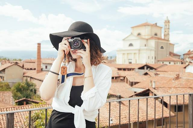 Photographer Tourist Snapshot - Free photo on Pixabay (470867)