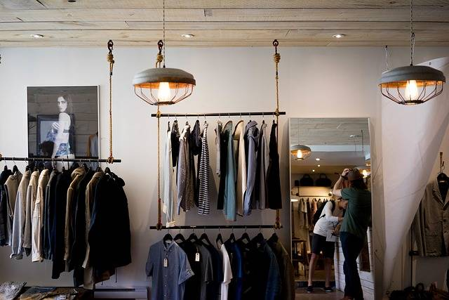 Clothing Store Shop Boutique Men'S - Free photo on Pixabay (470870)
