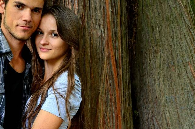 Young Couple Fall In Love With - Free photo on Pixabay (470949)