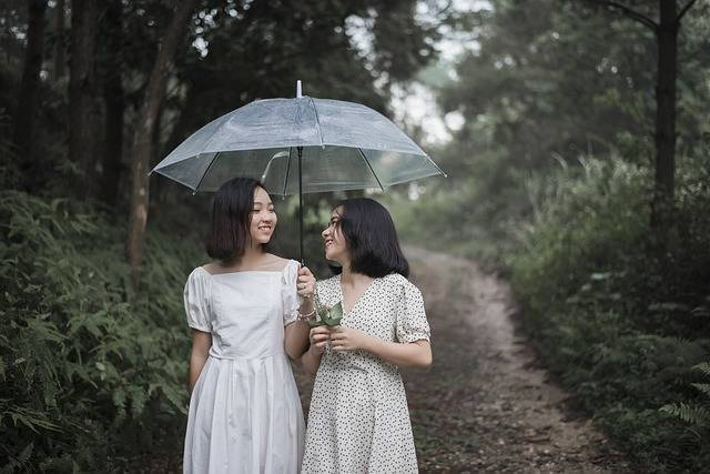 Girls Weather Happy - Free photo on Pixabay (471199)