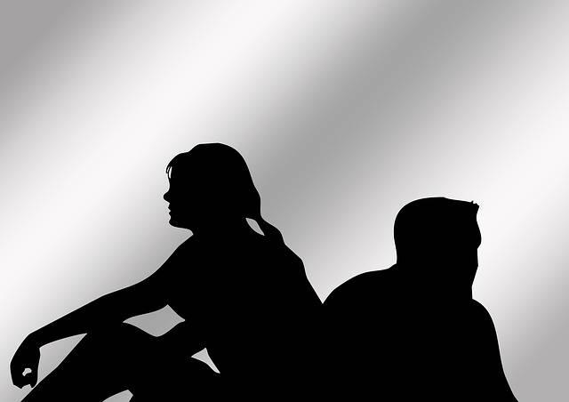 Pair Man Woman - Free image on Pixabay (471596)