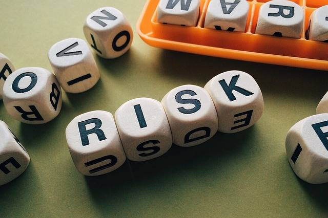 Risk Word Letters - Free photo on Pixabay (471601)
