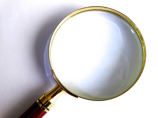 Magnifying Glass Magnification - Free photo on Pixabay (471805)