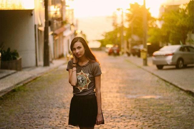 Girl Fashion Skirt - Free photo on Pixabay (472865)