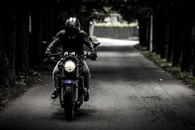 Biker Motorcycle Ride - Free photo on Pixabay (473307)