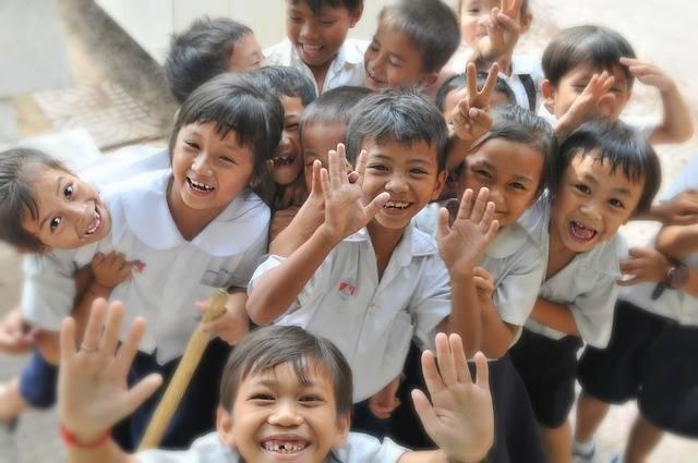 Children School Laughing - Free photo on Pixabay (473775)