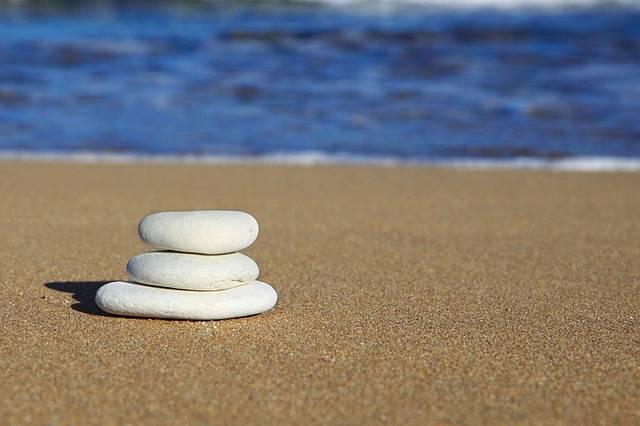 Beach Rocks Balance - Free photo on Pixabay (474201)