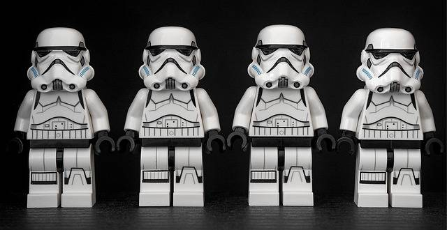 Stormtrooper Star Wars Lego - Free photo on Pixabay (474313)