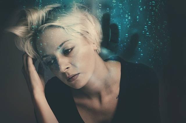 Woman Worried Nightmare - Free photo on Pixabay (476714)