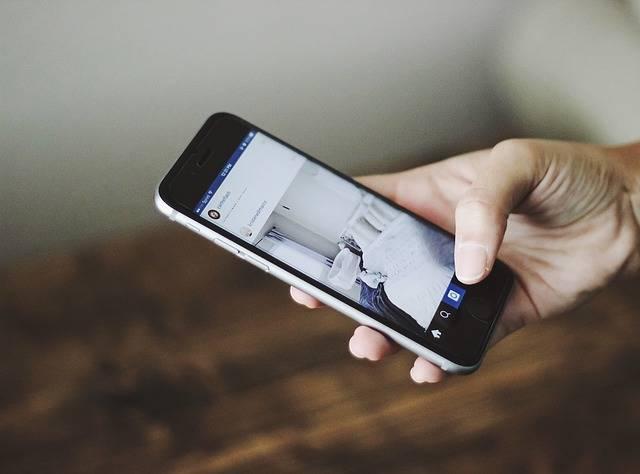 Hand Phone Cellphone Smart - Free photo on Pixabay (477191)