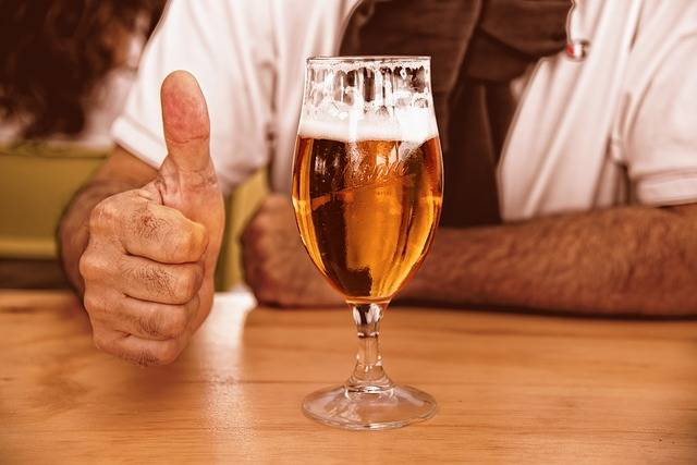 Glass Of Beer - Free photo on Pixabay (477290)