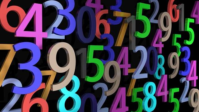 Pay Numbers Digits - Free photo on Pixabay (479289)